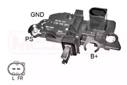 Реле регулятора генератора на Сеат Леон ERA 215990.