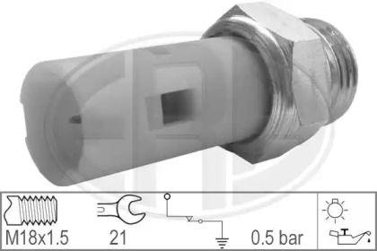 Датчик тиску масла ERA 330017.