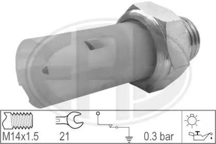 Датчик тиску масла на Мітсубісі Карізма 'ERA 330018'.