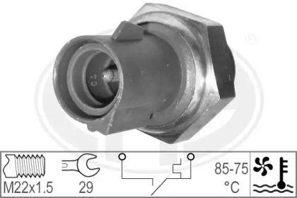 Датчик включення вентилятора 'ERA 330183'.