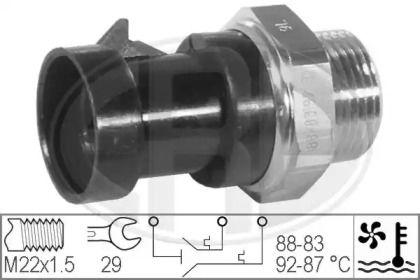 Датчик включения вентилятора на Фиат Палио 'ERA 330279'.