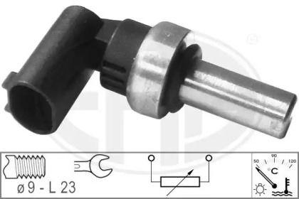 Датчик температури охолоджуючої рідини на Mercedes-Benz W211 ERA 330647.