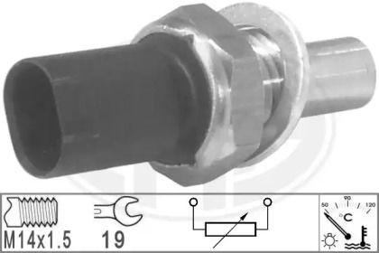 Датчик температури охолоджуючої рідини на Mercedes-Benz W211 ERA 330774.