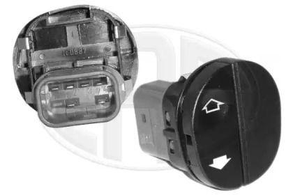 Кнопка стеклоподъемника 'ERA 662221'.