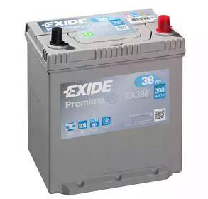 Акумулятор на Хонда ЦРЗ 'EXIDE _EA386'.