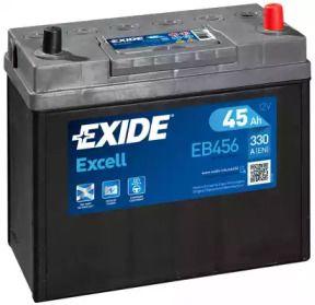 Акумулятор 'EXIDE _EB456'.