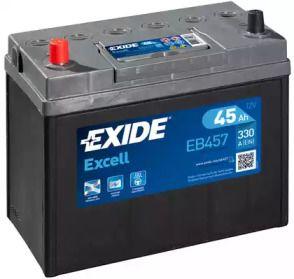 Акумулятор на MAZDA RX-5 EXIDE EB457.