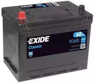 EXIDE EC605
