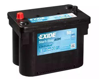 Акумулятор на Додж Авенгер 'EXIDE EK508'.
