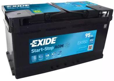 Акумулятор на Мерседес Гл Клас  EXIDE EK950.