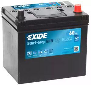 EXIDE EL604