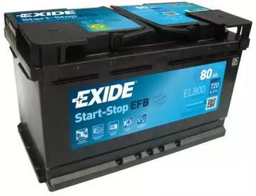 Акумулятор на MAZDA CX-5 EXIDE EL954.