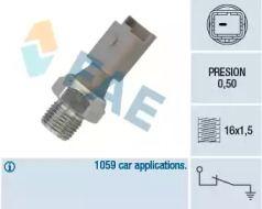 Датчик давления масла на MINI COOPER FAE 12640.