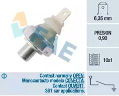 Датчик давления масла на SEAT TOLEDO 'FAE 12930'.