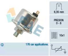 Датчик тиску масла FAE 14500.