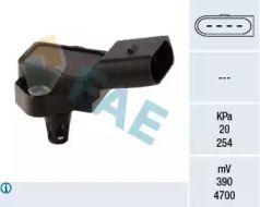 Датчик давления наддува на Сеат Толедо 'FAE 15037'.