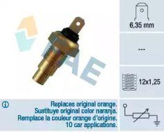 Датчик температуры охлаждающей жидкости FAE 31520.