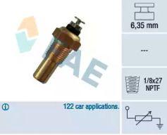 Датчик температури охолоджуючої рідини FAE 32070.