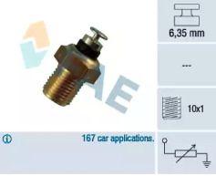 Датчик температури охолоджуючої рідини 'FAE 32110'.