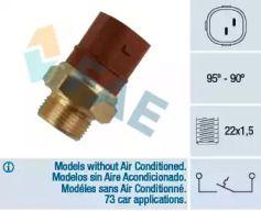 Датчик включення вентилятора FAE 36270.
