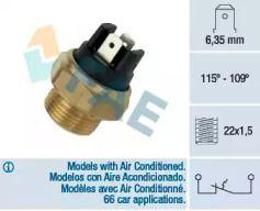Датчик включення вентилятора FAE 36280.