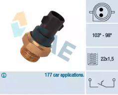 Датчик включення вентилятора FAE 37290.