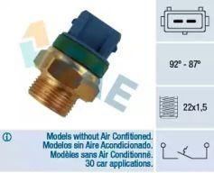 Датчик включення вентилятора FAE 37680.