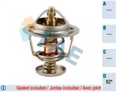 Термостат, охолоджуюча рідина на MAZDA XEDOS 9 'FAE 5324682'.