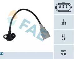 Датчик положения коленвала на Фольксваген Джетта 'FAE 79050'.