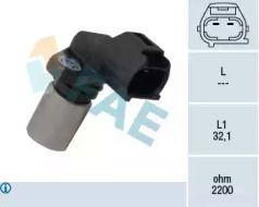 Датчик положення колінчастого валу FAE 79313.