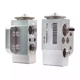 Расширительный клапан кондиционера на SEAT LEON 'MEAT & DORIA K42066'.