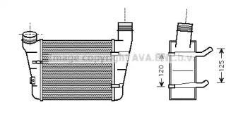 Інтеркулер AVA AIA4221.