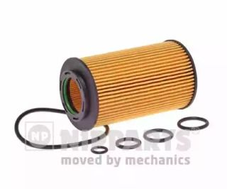 Масляний фільтр на Mercedes-Benz GLA  NIPPARTS N1311040.