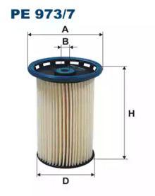 Паливний фільтр FILTRON PE973/7.