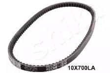 Ремінь клиновий ASHIKA 109-10X700LA.