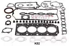 Комплект прокладок двигуна ASHIKA 49-0K-K02.