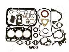 Комплект прокладок двигуна ASHIKA 49-0W-W00.