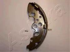 Барабанні гальмівні колодки на Мазда Е Серія ASHIKA 55-03-334.