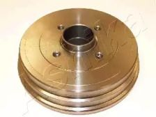 Задний тормозной барабан на Ниссан Микра 'ASHIKA 56-01-104'.