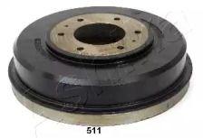 Задний тормозной барабан 'ASHIKA 56-05-511'.