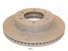 Вентилируемый передний тормозной диск на Хаммер Н3 'ASHIKA 60-00-007'.