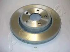 Вентилируемый передний тормозной диск на Джип Коммандер 'ASHIKA 60-00-061'.