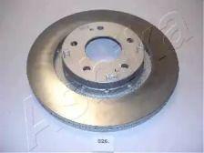 Вентилируемый передний тормозной диск 'ASHIKA 60-05-526'.