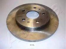 Передний тормозной диск на Дайхатсу Териос 'ASHIKA 60-06-610'.