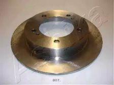 Передний тормозной диск на SUZUKI SAMURAI 'ASHIKA 60-08-807'.