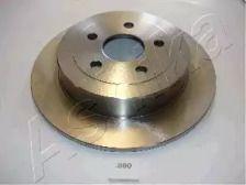Задний тормозной диск на Крайслер Неон 'ASHIKA 61-09-990'.