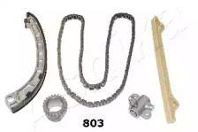 Комплект ланцюга ГРМ ASHIKA KCK803.