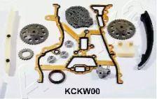 Комплект ланцюга ГРМ ASHIKA KCKW00.
