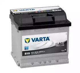 Аккумулятор на Фольксваген Гольф 'VARTA 5454120403122'.