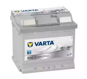 Аккумулятор на Фольксваген Джетта 'VARTA 5544000533162'.